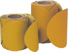"3M 8"" Imperial Stikit Disc Rolls"