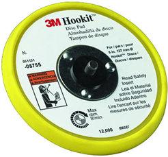 "3M 5"" x 3/8"" Hookit Low Profile Sanding Disc Pad"
