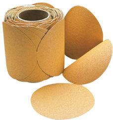 "3M 6"" Stikit Gold 236U Sanding Discs"