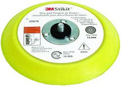 "3M 6"" Stikit Sanding Disc Pad"