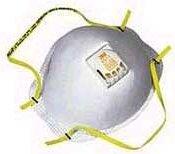 3M 8511 Particulate Respirator w/Valve