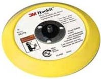 "3M 8"" 3M Hookit Reusable Soft Disc Pad"