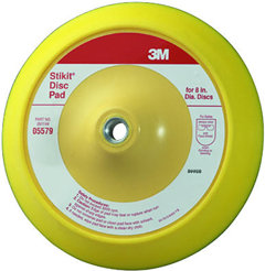 "3M 8"" Stikit Disc Sanding Pad"