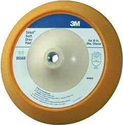 "3M 8"" Stikit Soft Sanding Disc Pad"