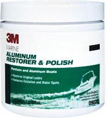 3M Aluminum Restorer & Polish Cleaner