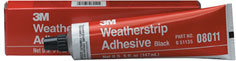 3M Black Adhesive Weather Strip