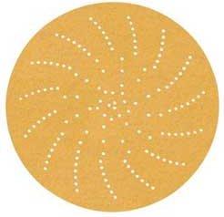 "3M Clean Sanding Disc 236U 5"" P120 (50)"
