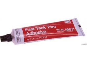 3M Fast Tack Trim Adhesive: 5.0oz Tube