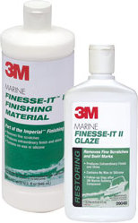 3M Finesse-It II Finishing Material