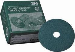 3M Green Corps Fiber Disc