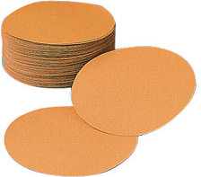 "3M Hookit Gold 255L Sanding Discs - 3"" 5"" & 6"""