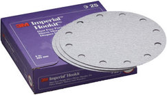 3M Imperial Hookit Dust-Free Disc P80 (25)