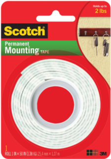 3M Indoor Mounting Tape