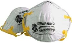 3M Paticulate Respirator 8210 N95