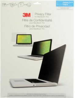 "3M PFMP15 Privacy Filter Screen for 15"" MacBook Pro Black"