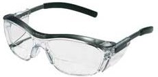 3M Reader/Safety Glasses +1.5