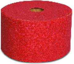 3M Red Abrasive Stikit Sheet Rolls