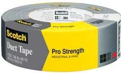 "3M Scotch Pro Strength Duct Tape 1.88"" x 60Yd"