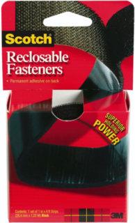 3M Scotch Reclosable Fasteners