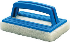 3M Scrubbing Pads w/Handle