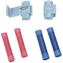 3M Connector - Butt Blue 16-14 gauge (15)