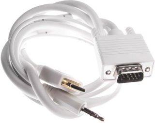3M VGA Cable - White (VC05W)