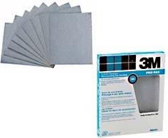 3M White Fre-Cut Sandpaper