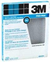 3M White Fre-Cut Sandpaper (SC) 220A Grit - Per Sheet