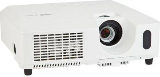 3M X36i Digital Projector with 3200 Lumens 3000:1 Contrast Ratio XGA 1024x768 Native Resolution Upto 5000 Hours Lamp Life