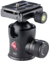3Pod H3 Magnesium Alloy BallHead with Quick Release Plate 28.6lb Capacity