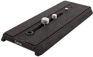 3Pod Spare/Replacement Tripod Plate Long For 3Pod Video Tripod V3AH