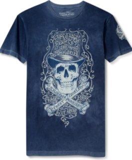 3rd & Army Medicine Man Dead Wash Screen Print T-Shirt