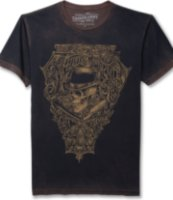 3rd & Army Short-Sleeve Skull Graphic T-Shirt