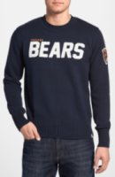 '47 Brand End Zone - Chicago Bears Crewneck Sweater Fall Navy XX-Large