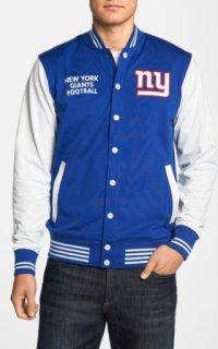 '47 Brand New York Giants - Powerhouse Varsity Jacket Large