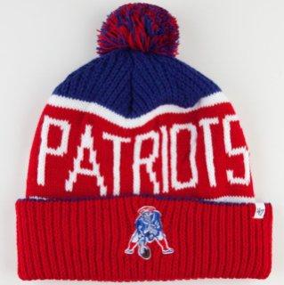 '47 Brand Patriots Calgary Beanie