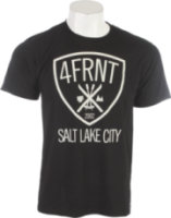 4Frnt Pioneer T-Shirt Black