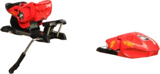 4Frnt THUNDERBOLT Ski Bindings
