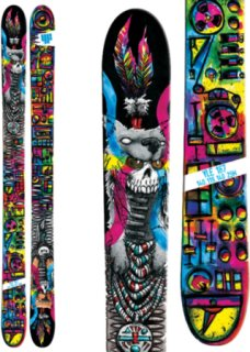 4Frnt YLE Coyote Skis