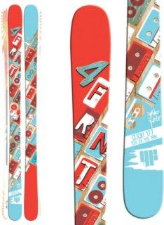 4Frnt Click Skis