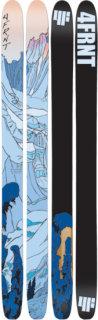 4Frnt EHP Skis 179