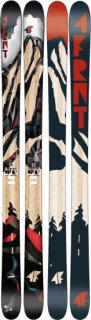 4Frnt MSP Skis 187