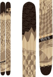 4Frnt Renegade Skis