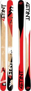 4Frnt Switchblade Skis