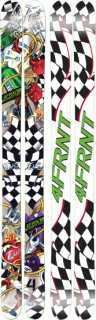 4Frnt Turbo Skis Blem