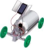 4M Solar Rover Robot Kit