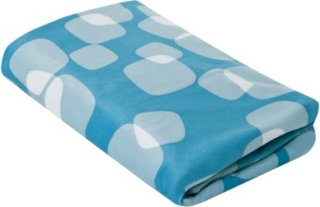 4moms breeze Waterproof Playard Sheet Blue & White For Baby