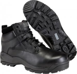 "5.11 Tactical A.T.A.C. Shield 6"" Side-Zip Boots"