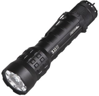 5.11 Tactical ATAC R3MC Rechargeable Multi-Color Tactical FlashLight