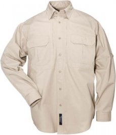5.11 Tactical Tactical Cotton Long-Sleeve Shirt Tall